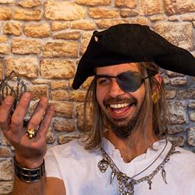 Seductive Pirate