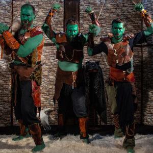 Πράσινοι μπελάδες